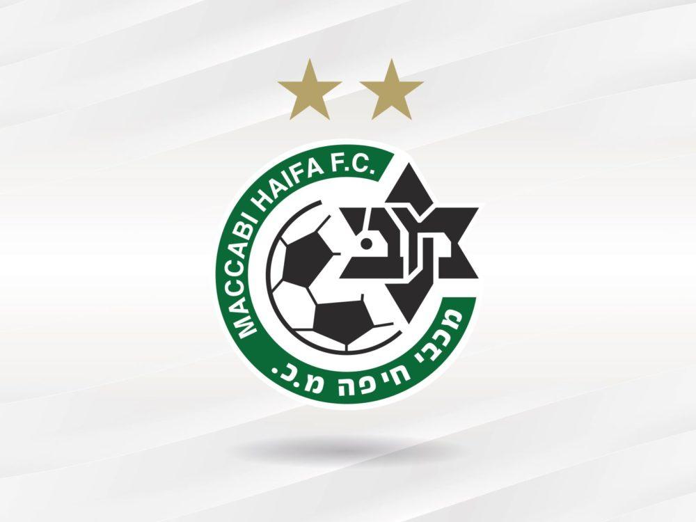 הסמל החדש של בירוקים (צילום: מכבי חיפה כדורגל)
