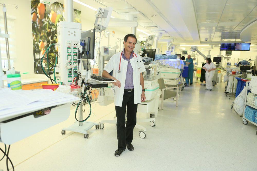 """פרופ' אמיר קוגלמן.   צילום: הקריה הרפואית רמב""""ם"""
