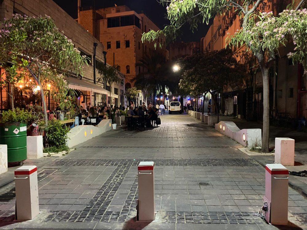 מסעדות בחיפה (צילום: ראובן כהן דוברות עיריית חיפה)