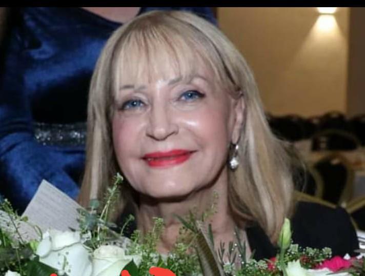 יהודית זוסמנוביץ' יקירת חיפה (צילום: פרטי)