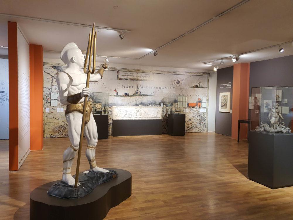 המוזיאון הימי (צילום: מוזיאוני חיפה)
