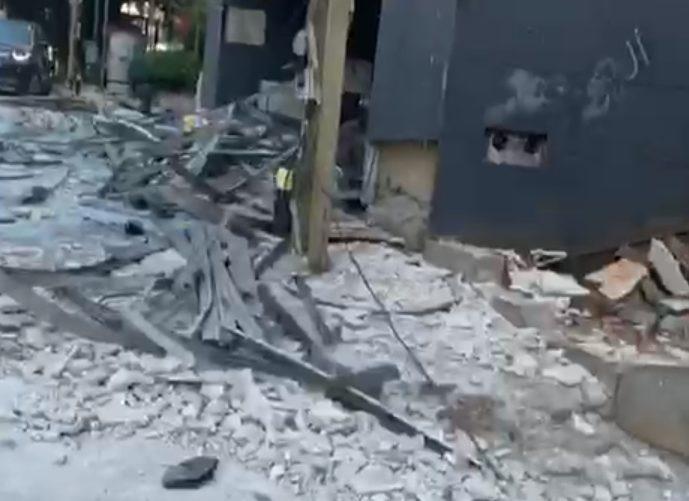 הרס בביירות (אנדרי סואידן)