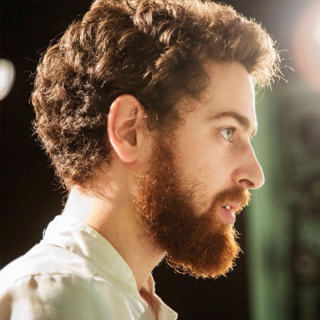 """ארנון רוזנטל, שחקן """"החיפאית"""" (צילום: ג׳ראר אלון)"""