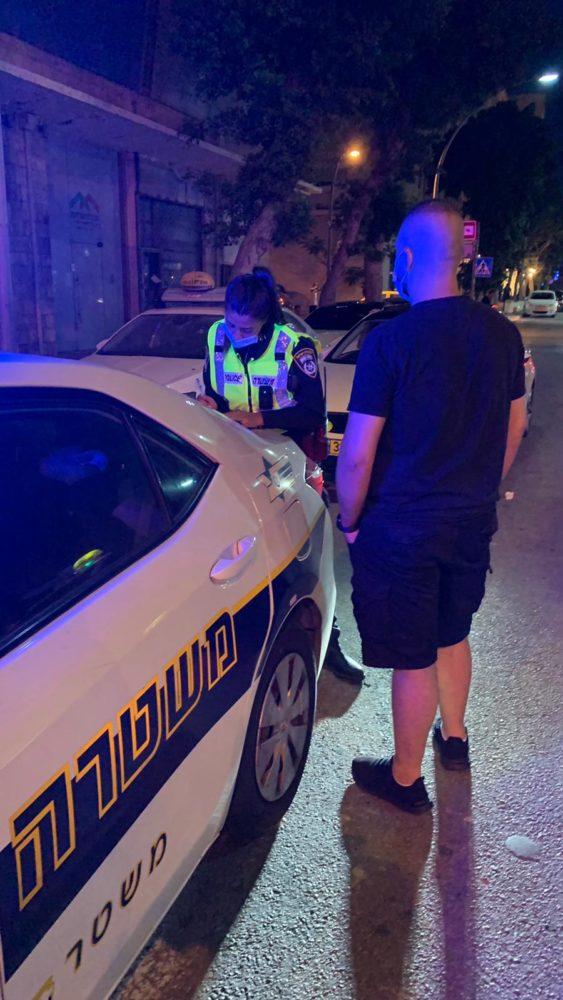 אכיפת משטרת ישראל (צילום :משטרת ישראל)