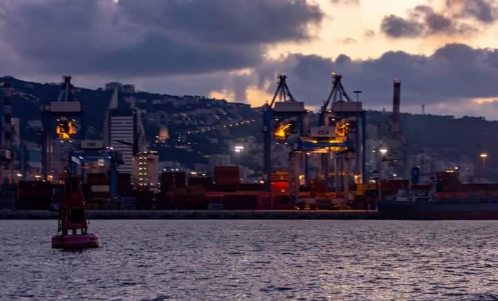 נמל (צילום: אבי אלבאום)