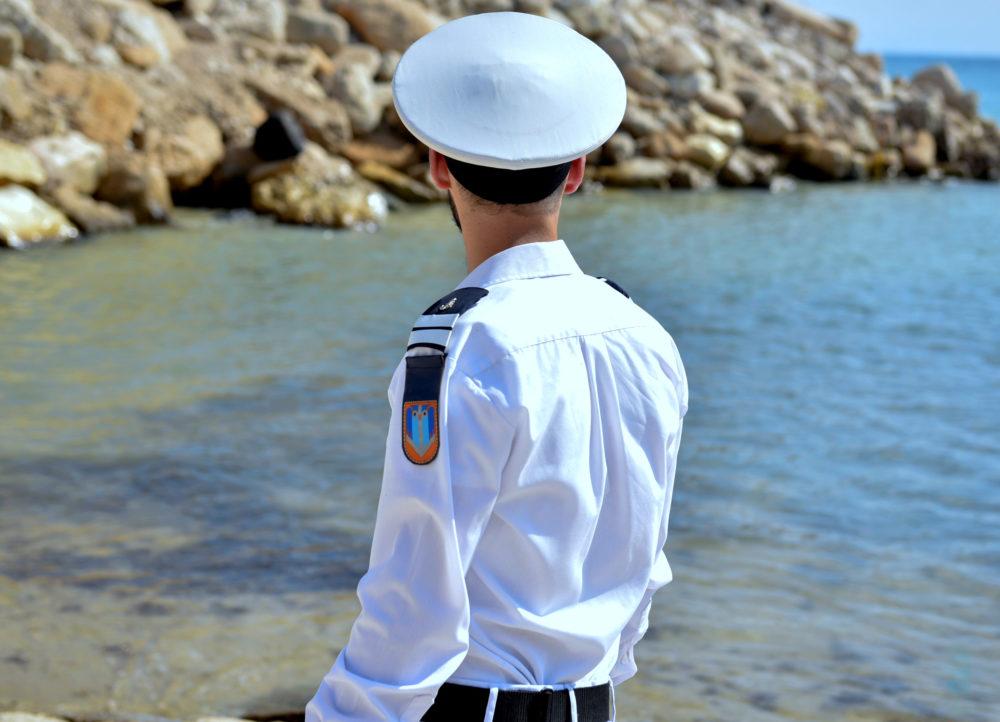 """סגן ב', בן 21 מחיפה. (צילום: דובר צה""""ל)."""