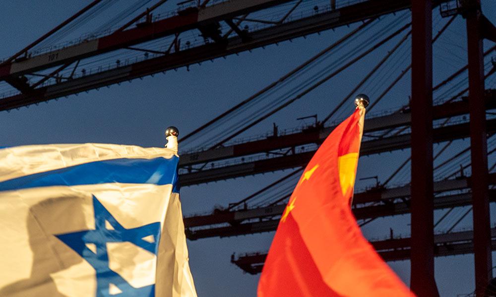 נמל המפרץ - חיפה (צילום: ירון כרמי)