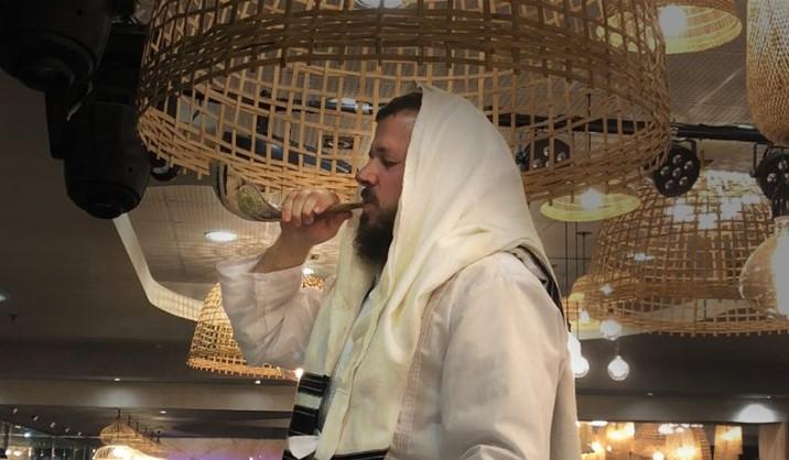 הרב יהודה גינזבורג (צילום: ירון כרמי)