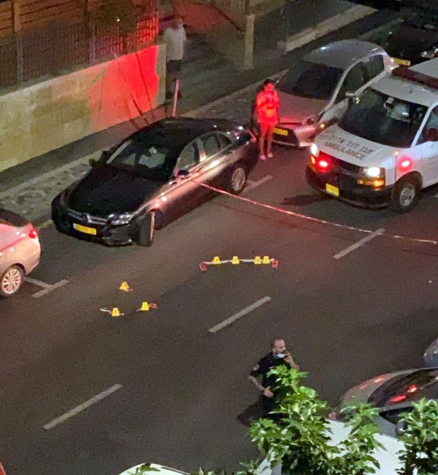 ירי בשכונת נאות פרס