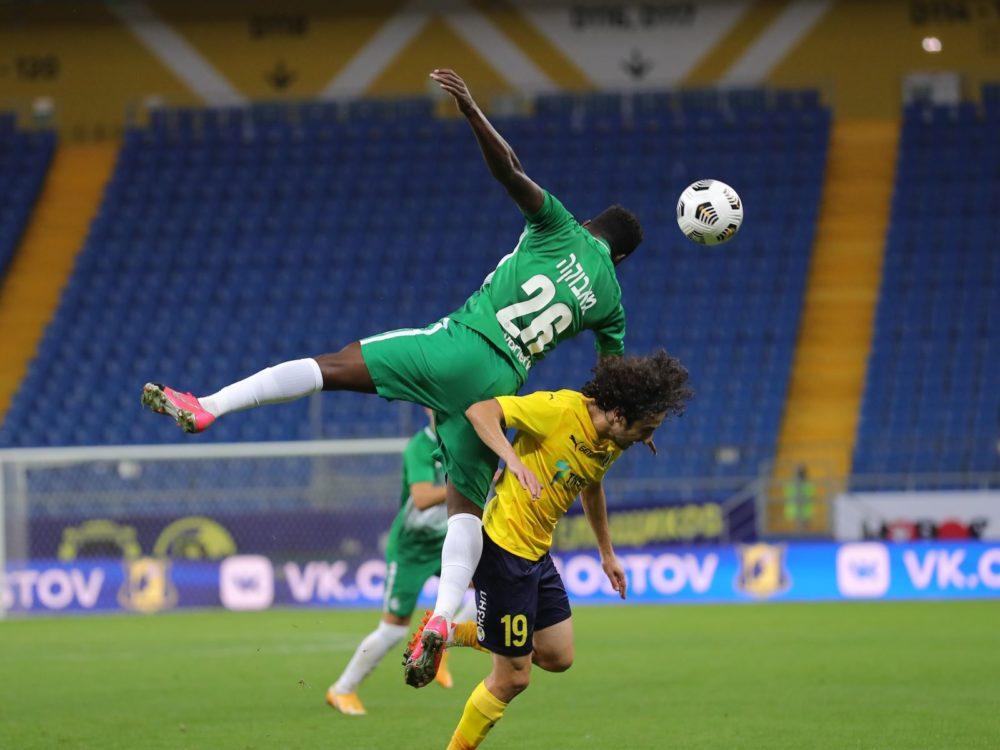 מכבי חיפה כדורגל (צילום: האתר הרשמי של מכבי חיפה)