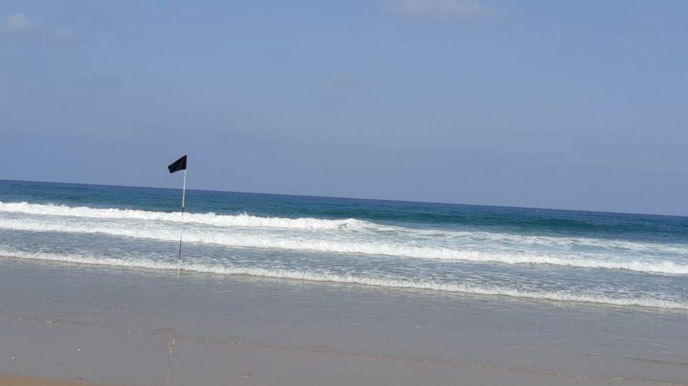 חוף דדו בחיפה - התמונה להמחשה (צילום: שושי קופל)