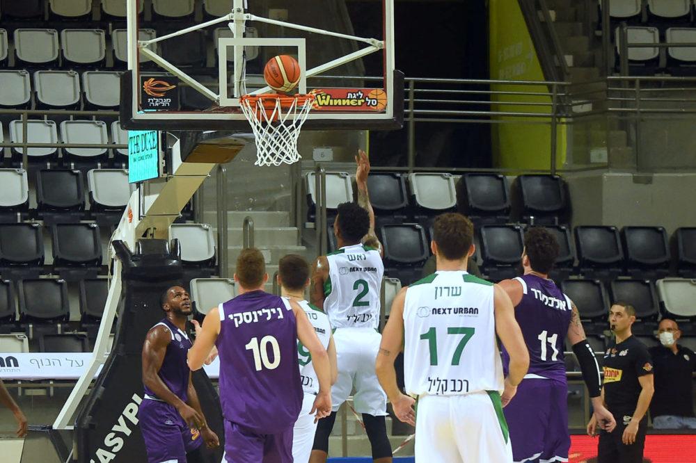 כדורסל מכבי חיפה (צילום: יוסף הירש)