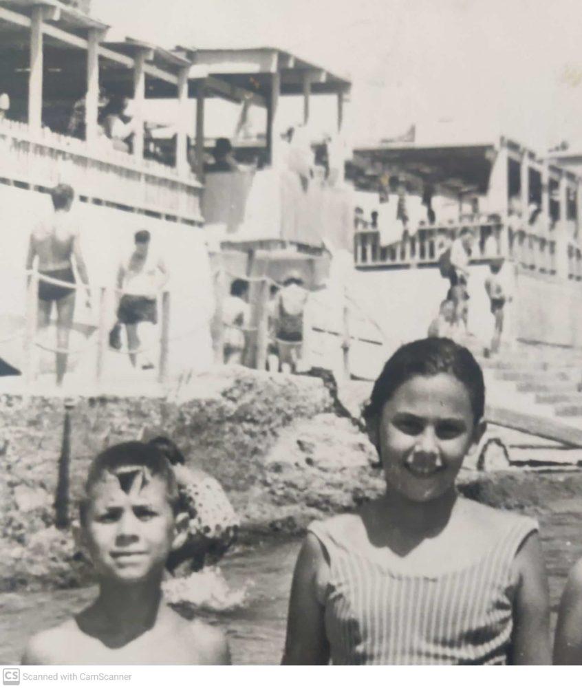 חנה מורג עם אחיה (אלבום פרטי)