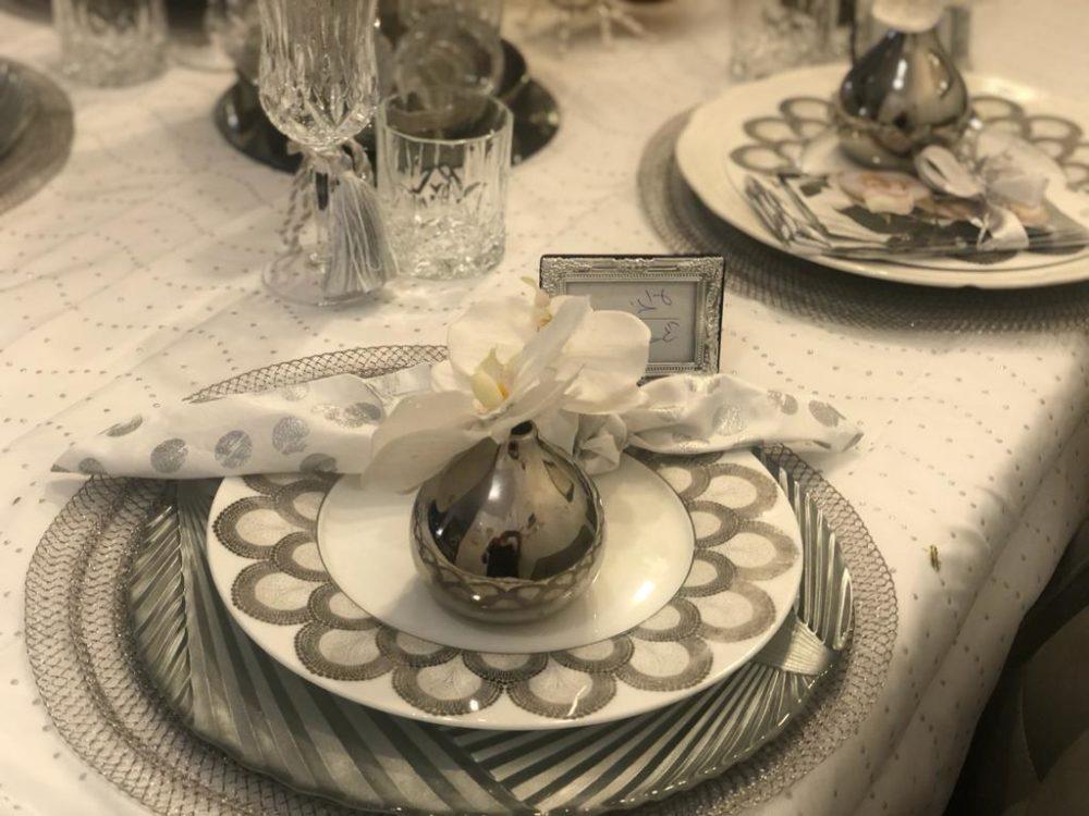 שולחן ראש השנה (צילום: גבי כץ)