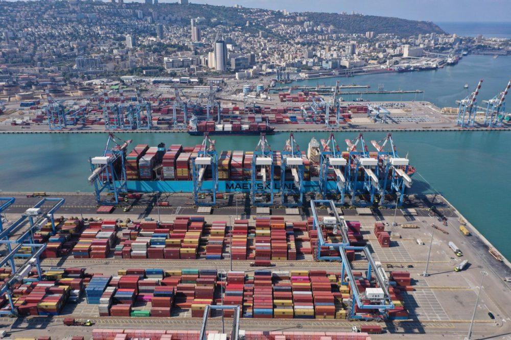נמל חיפה (צילום: ורהפטיג ונציאן)