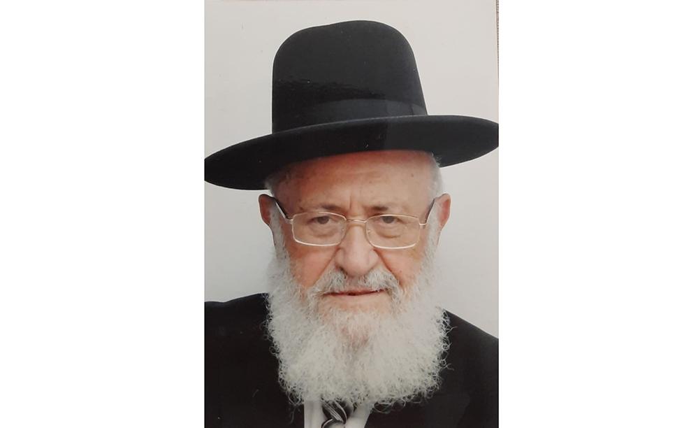 הרב משה ראוכברגר (אלבום אישי)