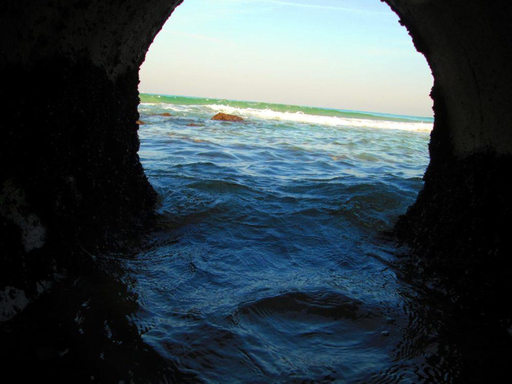 מבט מהמנהרות (צילום: מוטי מנדלסון)