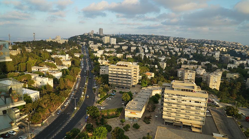 חיפה (צילום: ירון כרמי)