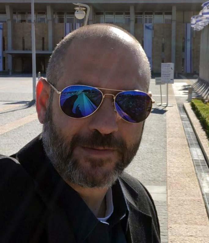 אוהד דורפמן - מנהל התפעול בעיריית חיפה (אלבום אישי)