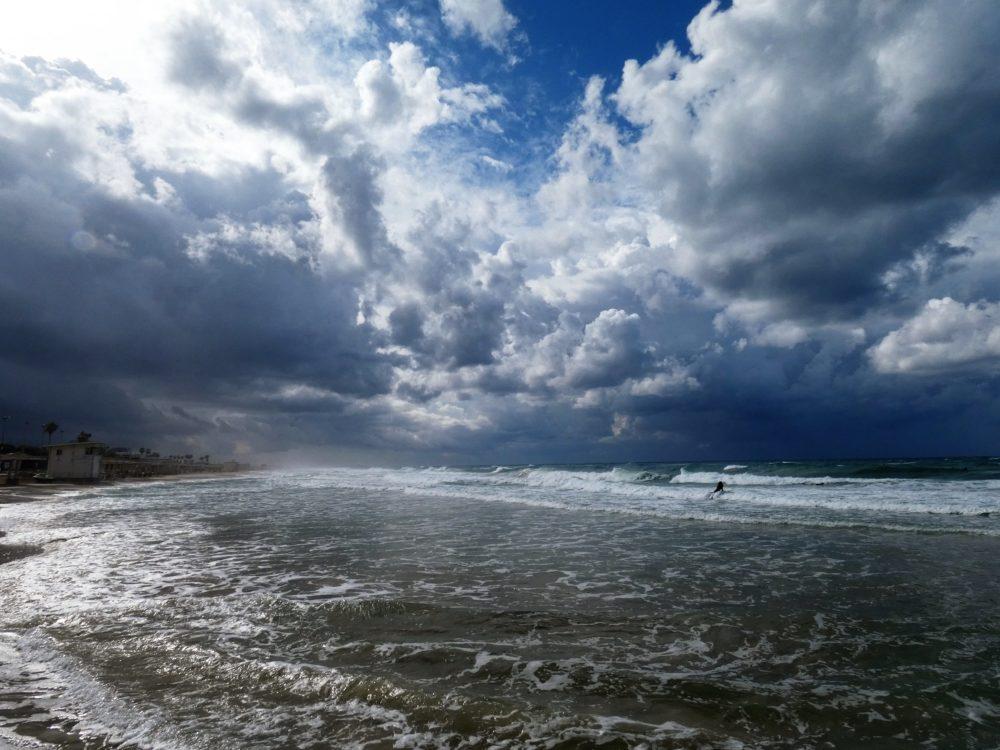 עננים (צילום יעל הורוביץ)