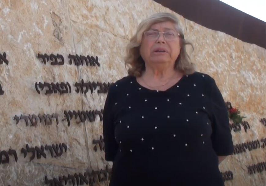 ציפורה מימון (צילום מסך: זמן חיפה)