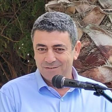 """עמית אדרי, מנכ""""ל משרד החינוך (צילום: דוברות מחוז חיפה)"""
