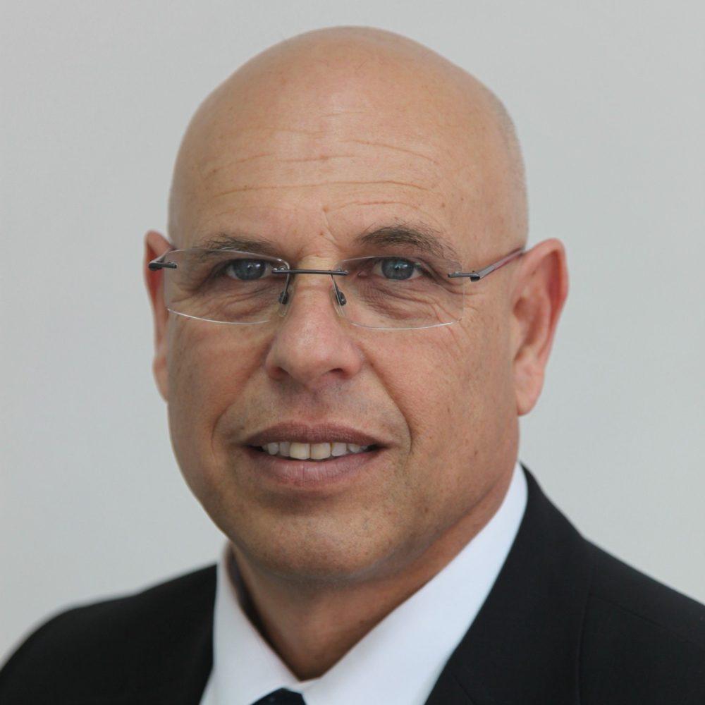 """חיים פייגלין יו""""ר ארגון קבלני חיפה והמפרץ. (צילום: יח""""צ)"""