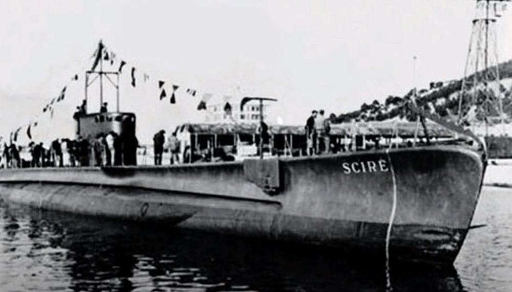 """הצוללת """"שירה"""" (צילום מסך: אקווה זום)"""