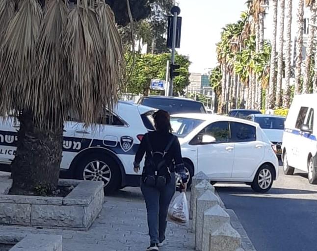 ירי בחיפה