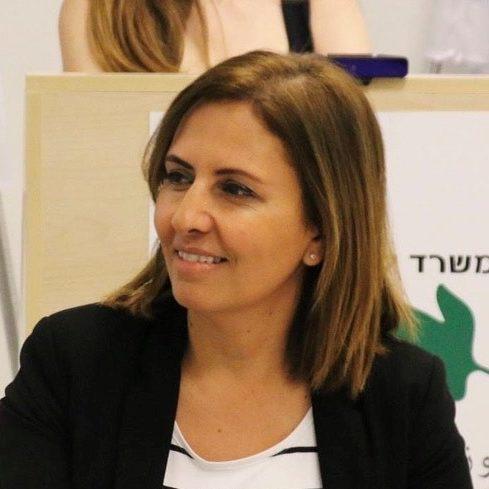 גילה גמליאל - השרה להגנת הסביבה (צילום: המשרד להגנת הסביבה)
