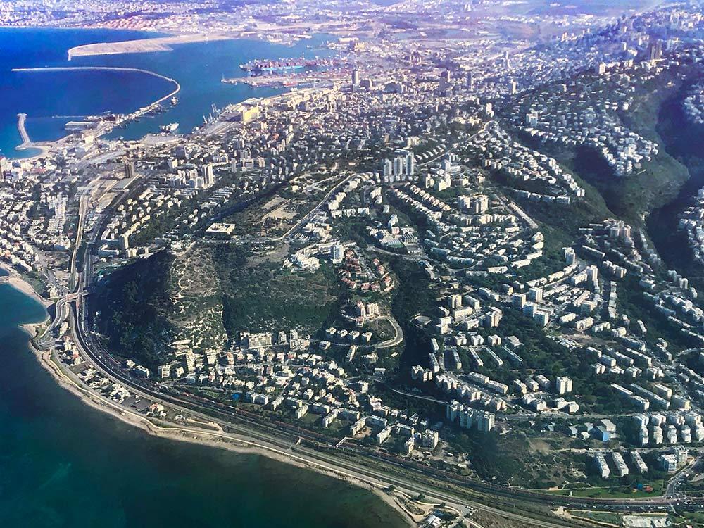 חיפה • הכרמל (צילום: ירון כרמי)