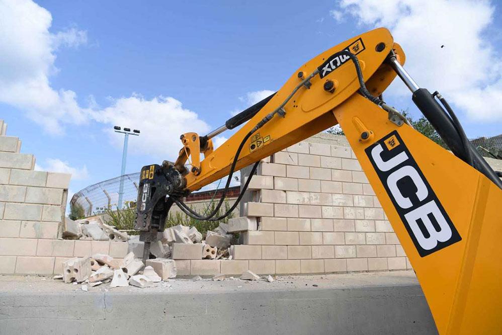 שבירת הקיר - טיילת חולדה בחיפה (צילום: עיריית חיפה)
