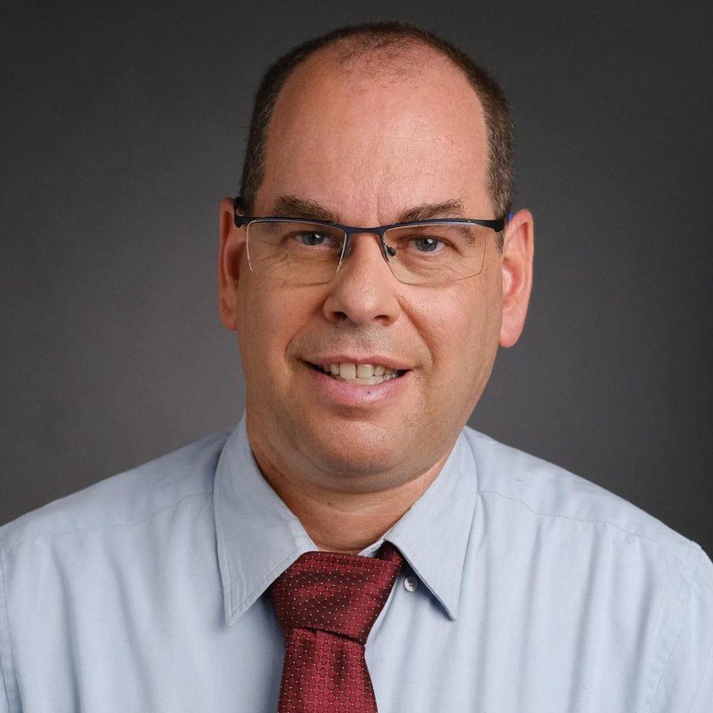 """ד""""ר אוהד הוכמן מנכ""""ל בני ציון (צילום: מיכה בריקמן)"""