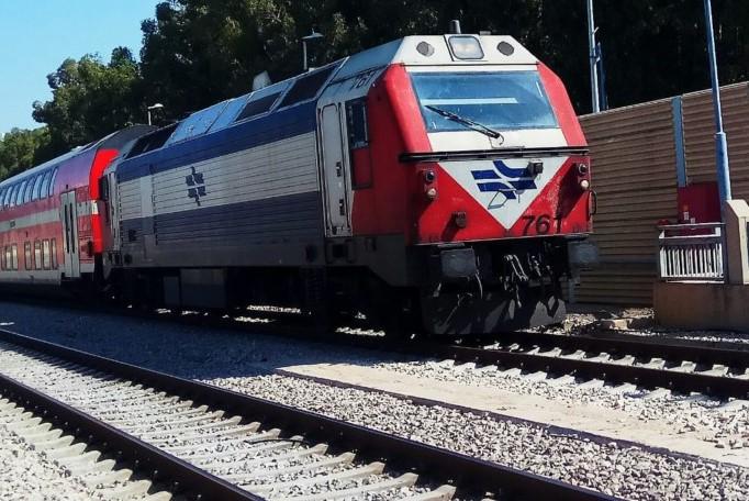 רכבת (צילום: חגית אברהם)