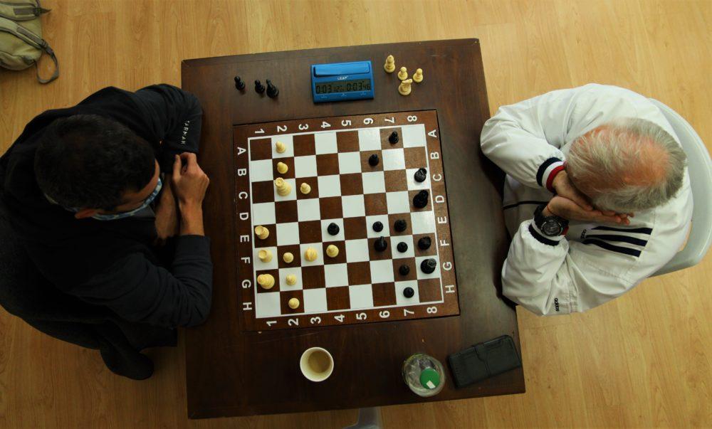 שחמט | מועדון מכבי חיפה (צילום: עומר מוזר)