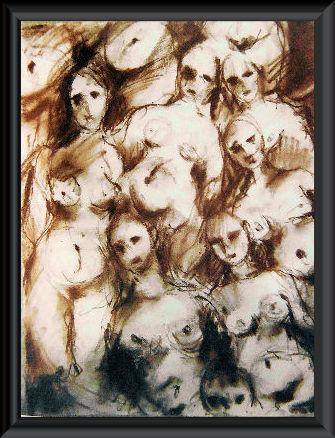 ציור של סילבי יובל