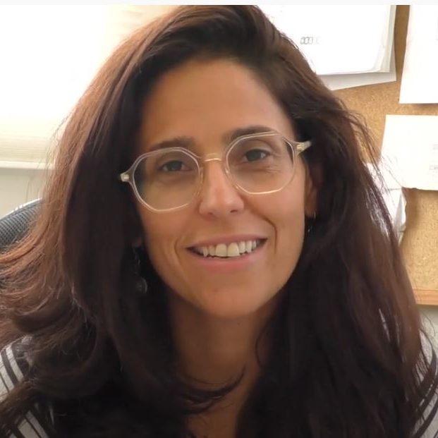 """דיקלה כהן מיכאלי, מנכ""""לית לב ח""""ש (צילום מסך: זמן חיפה)"""