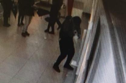 שוד בנק - התמונה להמחשה (צילום: משטרת ישראל)