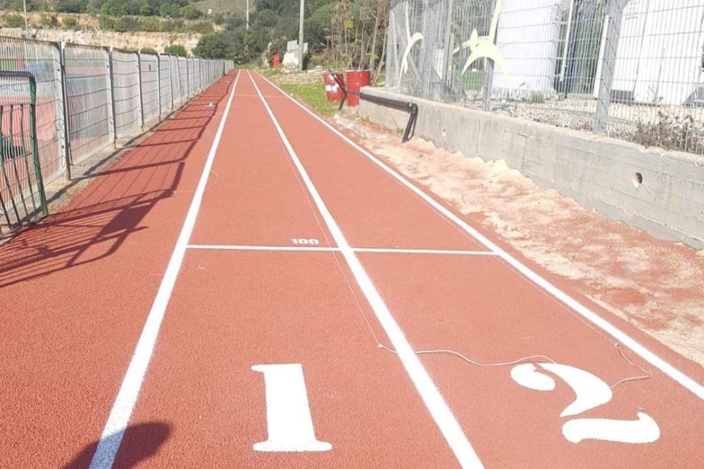 אצטדיון האתלטיקה בנווה שאנן (צילום: באדיבות אגודת מכבי חיפה)