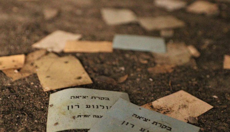 קולנוע רון – פיל לבן בחיפה – רסיסי נוסטלגיה (צילום: עומר מוזר)