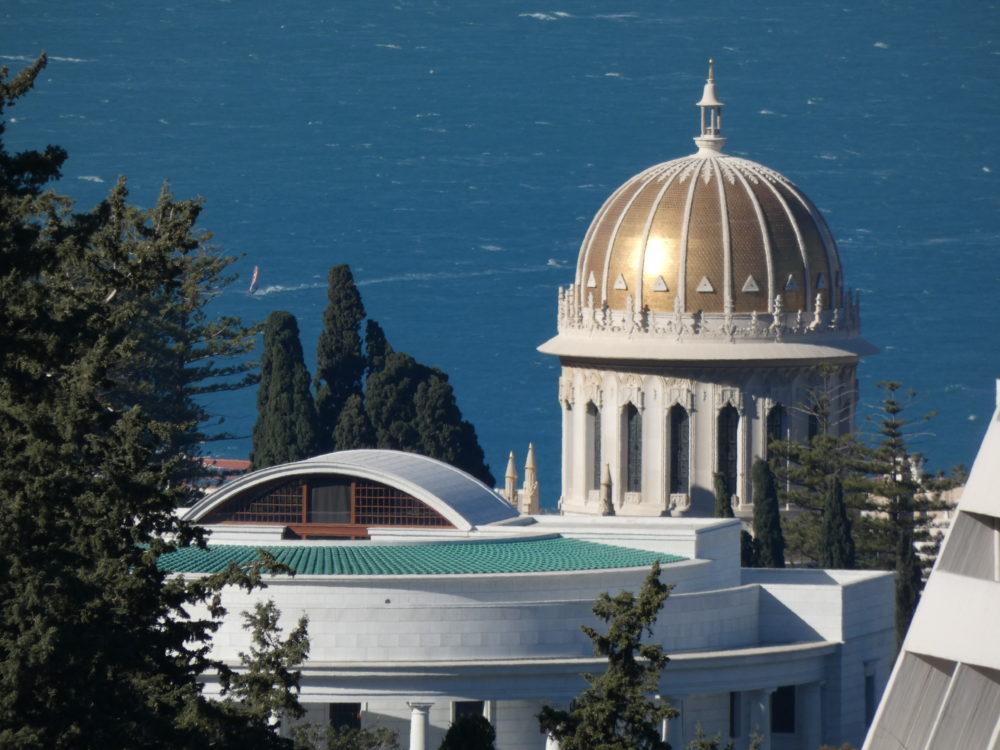 מקדש הבהאים - חיפה (צילום: יעל הורוביץ)