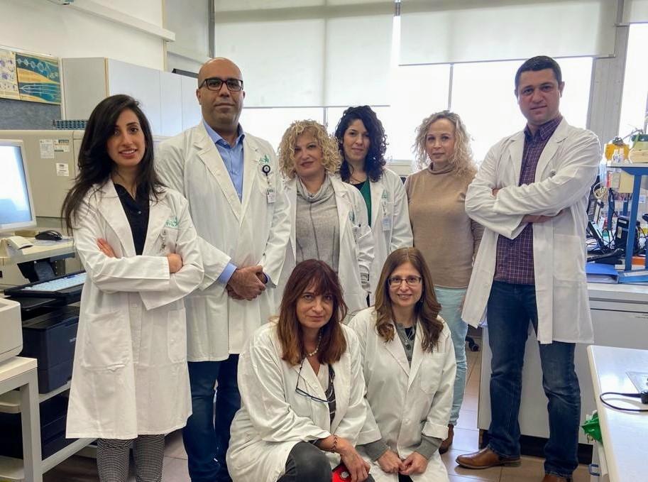 צוות מרפאת השמנה 'בני ציון' (צילום: מחלקת שיווק בני ציון)