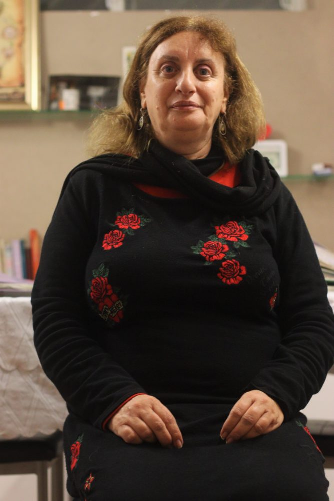 אורית רוזנברג (צילום: עומר מוזר)