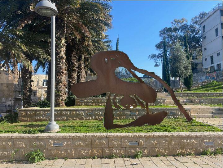 פסלי קדישמן (הדמיות: סטודיו קריאייטיב דותן לידז'י)