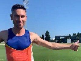 פול מארינא • ירוץ במרוץ חיפה -בניו נילנד (אלבום אישי)