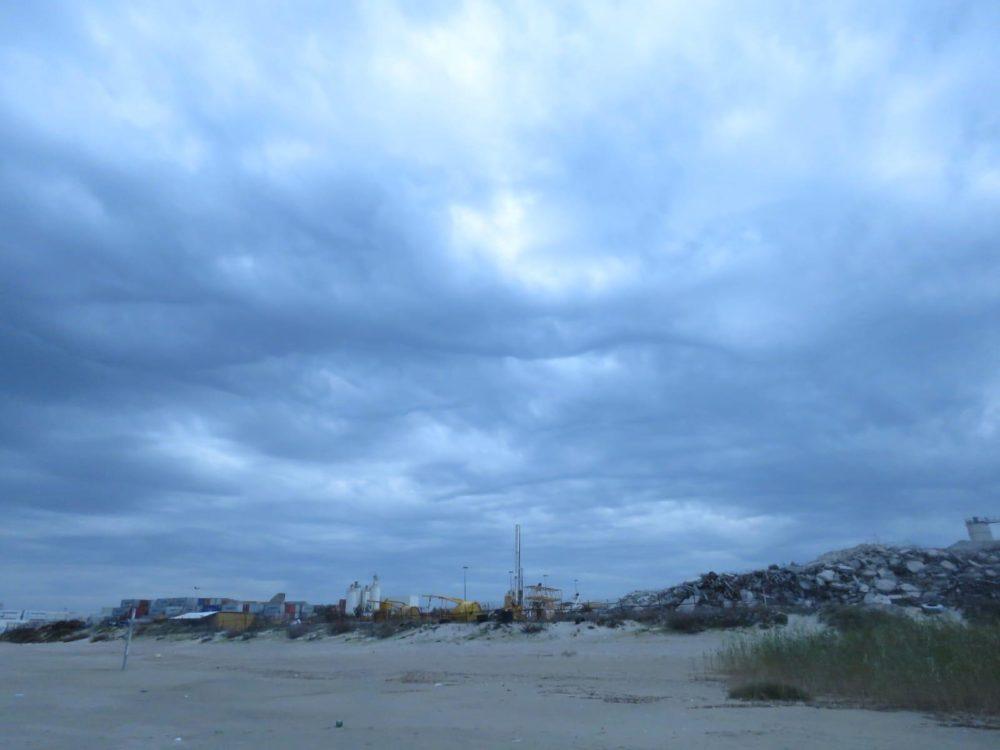 חוף שמן (צילום: ענת לקריף)