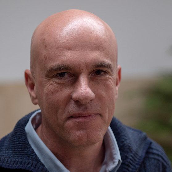 אריאל וטרמן - מהנדס העיר חיפה (צילום - ירון כרמי)