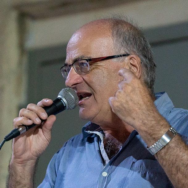 מוטי בליצבלאו (צילום: ירון כרמי)