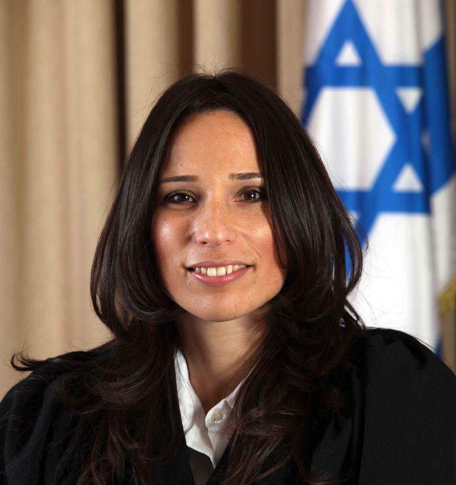 שלי אייזנברג - נשיאת בתי המשפט השלום בחיפה