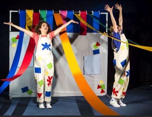 צוציקים (צילום: פסטיבל הצגות ילדים)